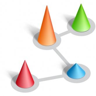illustration-cones